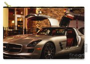 2011 Mercedes-benz Sls Amg Gullwing Carry-all Pouch