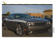 2012 Dodge Challenger R/t Classic Carry-all Pouch