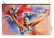 2012 Heptathlon Olympics Gold Medal Jessica Ennis  Carry-all Pouch