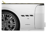 2012 Maserati Gran Turismo S B And W Carry-all Pouch