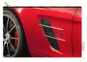 2012 Mercedes-benz Sls Gullwing Wheel Carry-all Pouch