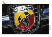 2013 Fiat 500 Abarth Carry-all Pouch