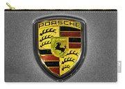 2014 Porsche Cayman S  Logo Carry-all Pouch