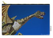 2015 Rose Parade Float Showing A Dragon 15rp039 Carry-all Pouch