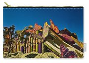 2015 Rose Parade Float With Butterflies 15rp044 Carry-all Pouch