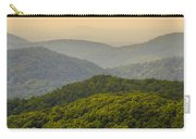 Scenery Around Lake Jocasse Gorge Carry-all Pouch