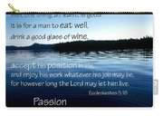 21048 Passion 2 Carry-all Pouch
