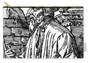 John Wycliffe (1320?-1384) Carry-all Pouch