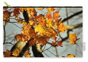 22nd Of September Carry-all Pouch by JAMART Photography