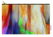 Abstract Series Iv Carry-all Pouch