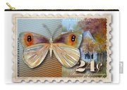 24 Cent Butterfly Stamp Carry-all Pouch