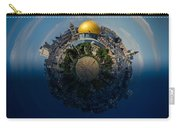 24 Hours In Jerusalem Carry-all Pouch