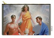 24. The Trinity / From The Passion Of Christ - A Gay Vision Carry-all Pouch