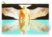 24x36 Reflective Angel Bb Carry-all Pouch