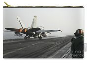 An Fa-18c Hornet Launches Carry-all Pouch