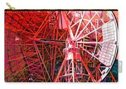 26 East Antenna Abstract 2 Carry-all Pouch