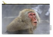 Japanese Macaque Carry-all Pouch