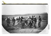 Civil War Black Troops Carry-all Pouch