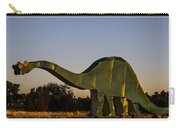 2d Brontosaurus Carry-all Pouch