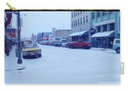 2nd Street Fairbanks Alaska 1969 Carry-all Pouch