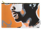 2pac In Orange Carry-all Pouch