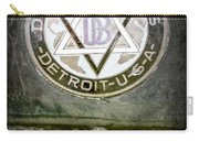 1923 Dodge Brothers Depot Hack Emblem Carry-all Pouch
