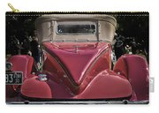 1930 Packard Model 734 Speedster Runabout Carry-all Pouch