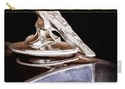 1934 Packard Hood Ornament Carry-all Pouch