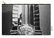 1941 Cadillac Emblem Carry-all Pouch by Jill Reger