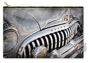 1947 Buick Eight Super Grille Emblem Carry-all Pouch