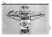 1948 Chrysler Town And Country Sedan Emblem Carry-all Pouch