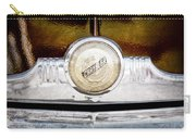 1949 Chrysler Windsor Grille Emblem Carry-all Pouch