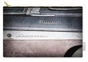 1955 Studebaker President Emblems Carry-all Pouch by Jill Reger
