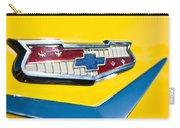 1956 Chevrolet Belair Emblem Carry-all Pouch