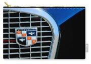 1956 Studebaker Golden Hawk Emblem Carry-all Pouch
