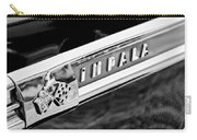 1959 Chevrolet Impala Emblem Carry-all Pouch