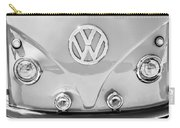 1959 Volkswagen Vw Panel Delivery Van Emblem Carry-all Pouch