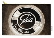1962 Ghia L6.4 Coupe Emblem Carry-all Pouch