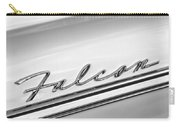 1963 Ford Falcon Futura Convertible   Emblem Carry-all Pouch