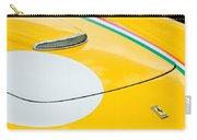 1964 Ferrari 250 Gt Lusso Hood Emblem Carry-all Pouch