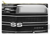 1970 Chevrolet Chevelle Ss Grille Emblem Carry-all Pouch