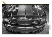 2008 Ford Shelby Mustang Gt500 Kr Painted Bw  Carry-all Pouch