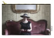 40s Lady Carry-all Pouch by Joana Kruse
