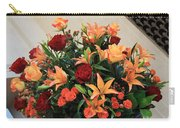 A Gallery's Flowers Carry-all Pouch