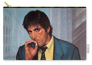 Al Pacino 2 Carry-all Pouch by Paul Meijering