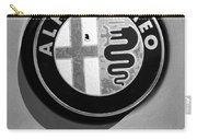 Alfa Romeo Emblem Carry-all Pouch