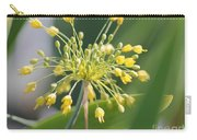Allium Flavum Or Fireworks Allium Carry-all Pouch