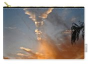 Angel Wings In The Sky Carry-all Pouch