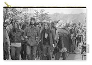 Anti-war Protest, 1971 Carry-all Pouch