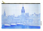 Arch Bridge Across A River, Westminster Carry-all Pouch